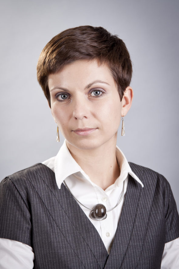 Aleksandra Gawlikowska-Fyk