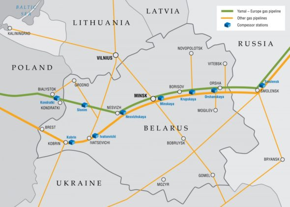 Białoruś GTS