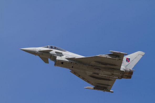IPA5 first flight with E-scan radar