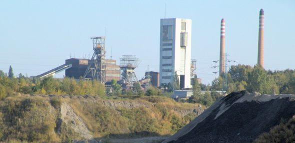 Kopalnia Węgla Kamiennego Centrum w Bytomiu