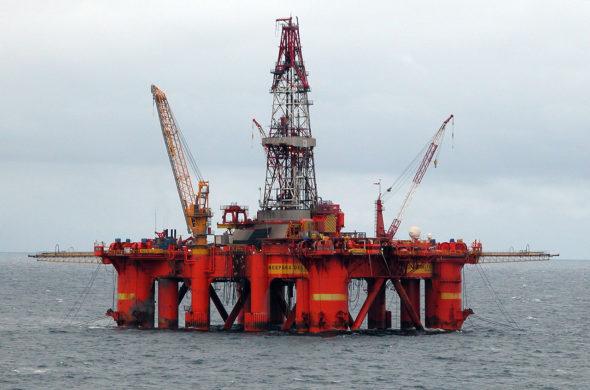 Platforma Morze Północne