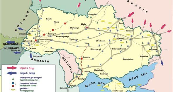 Ukraina gazociągi 2