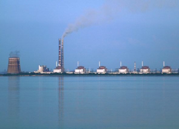 Elektrownia atomowa Zaporoże