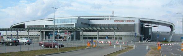 Lotnisko Poznań ławica