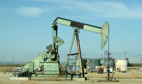 Wydobycie ropy 1