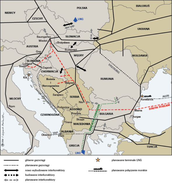 wybrane_projekty_infrastruktury_gazowej_w_regionie OSW