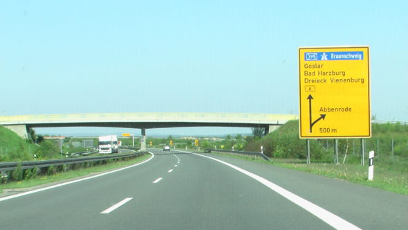 Droga B6n Niemcy