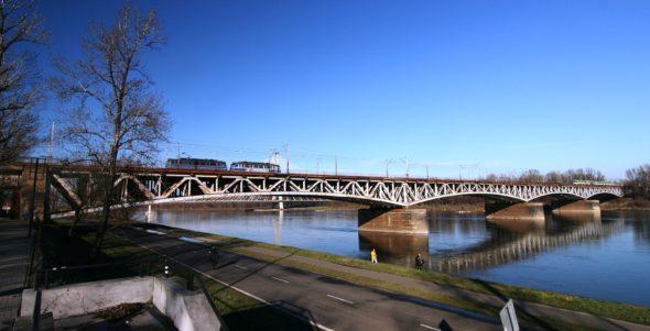 Most średnicowy w Warszawie Autor Happa111