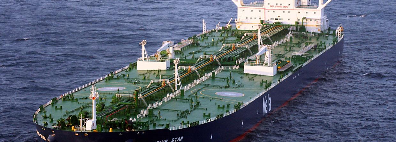 Tankowiec naftowy. Fot. Wikimedia Commons