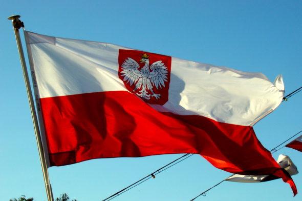 Bandera Marynarki Wojennej RP