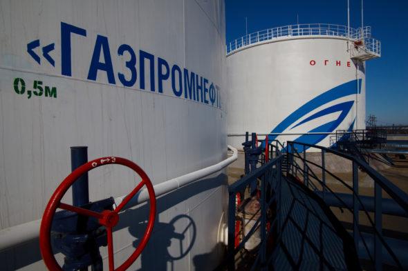 Gazprom Nieft 1
