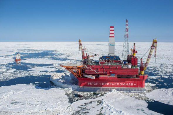 Gazprom Prirazłomnaja
