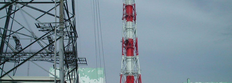 5 i 6 blok elektrowni Fukushima Daichi. Fot. Wikimedia Commons