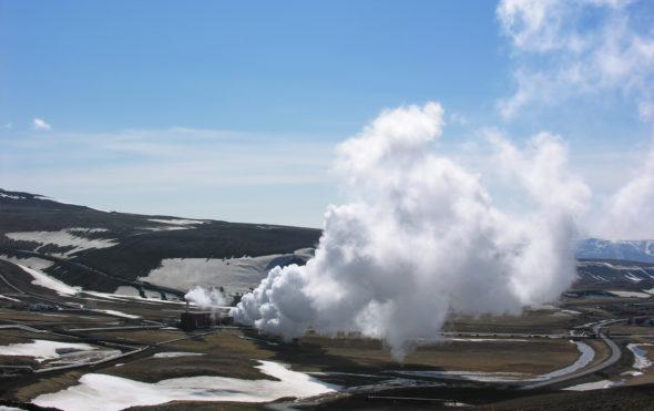 Elektrownia geotermalna