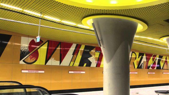 Metro Świętokrzyska II linia