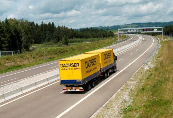 Dachser PL drogi transport