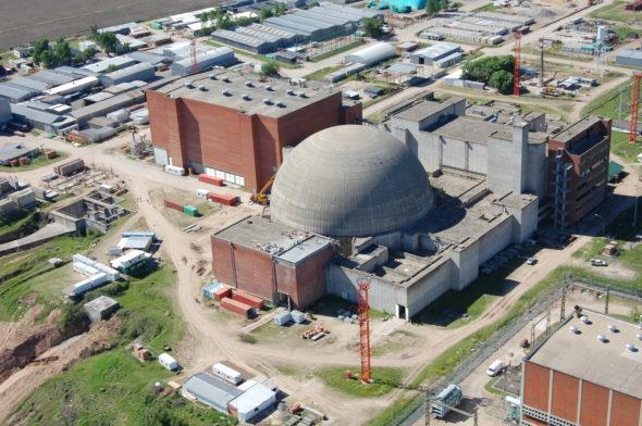 Elektrownia atomowa Atucha Argentyna