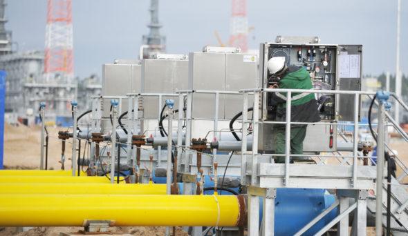 Stacja kompresorowa Nord Stream