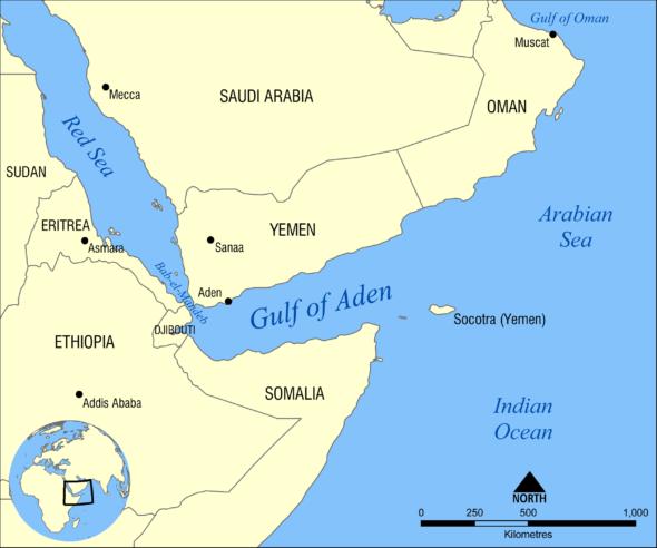 Zatoka Adeńska