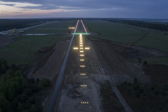 Lotnisko Mazury