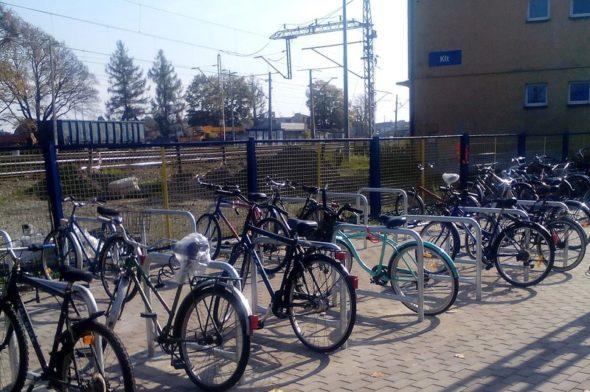PKP PLK rowery
