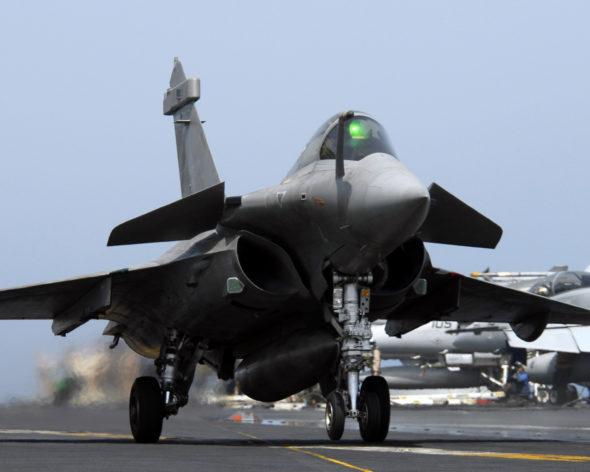 Dassault Rafale. Fot. Wikimedia Commons