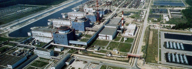 Elektrownia jądrowa Chmielnicki. Fot. Wikimedia Commons