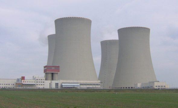 Elektrownia atomowa w Temelinie
