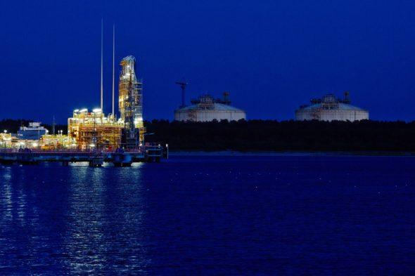 LNG Świnoujście 3