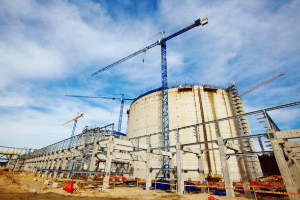 LNG terminal Świnoujście 1