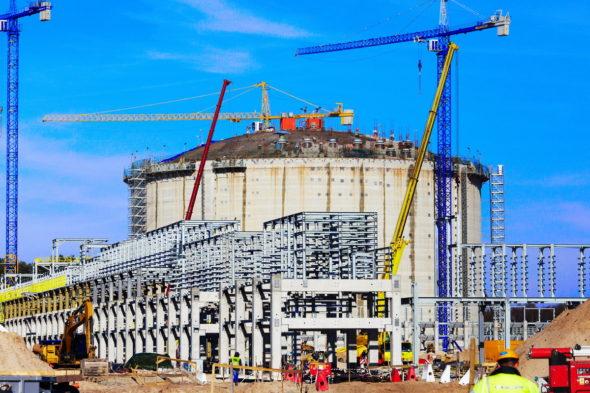 LNG terminal Świnoujście
