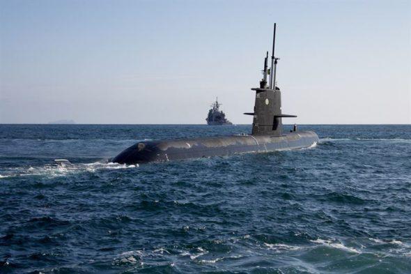 Okręt podwodny Saab