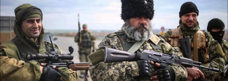 Bojownicy w Donbasie. Fot. Wikimedia Commons