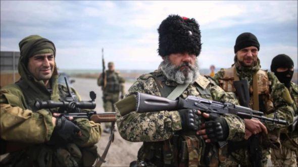 Milicja w Donbasie