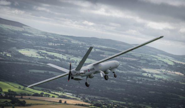 Dron Watchkeeper Thalesa