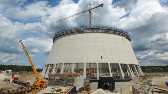 Elektrownia Opole betonowanie