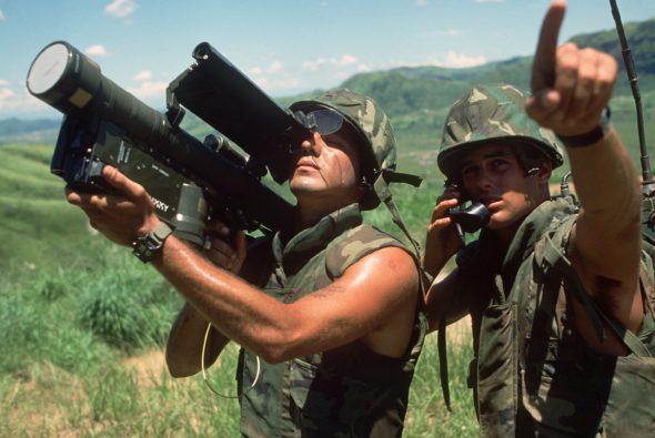 Stinger w użyciu żołnierzy amerykańskich, Zdjęcie: pl.wikipedia.org