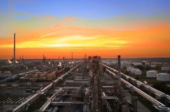 PKN Orlen rafineria