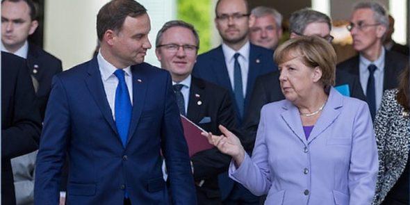 Duda Merkel