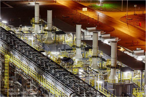 LNG gazoport Świnoujście (11)