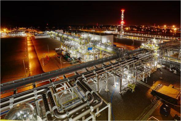LNG gazoport Świnoujście (2)