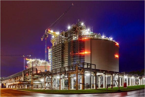 LNG gazoport Świnoujście (3)