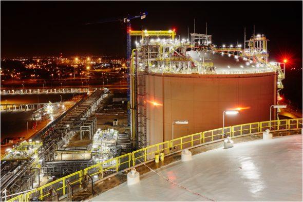 LNG gazoport Świnoujście (6)