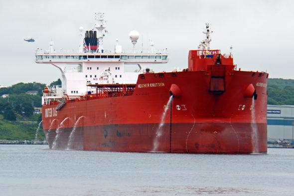 Tankowiec Heather Knutsen 1