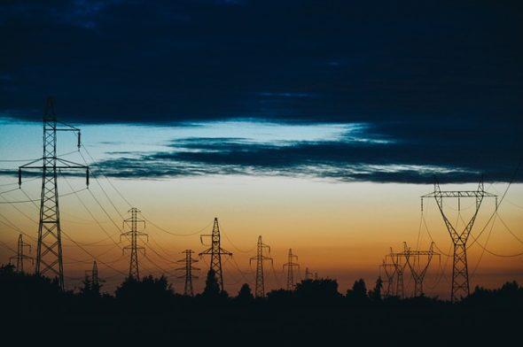 linie elektryczne
