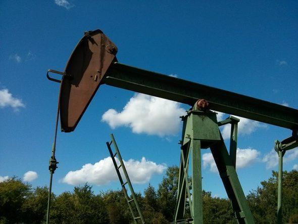 ropa wydobycie ropy