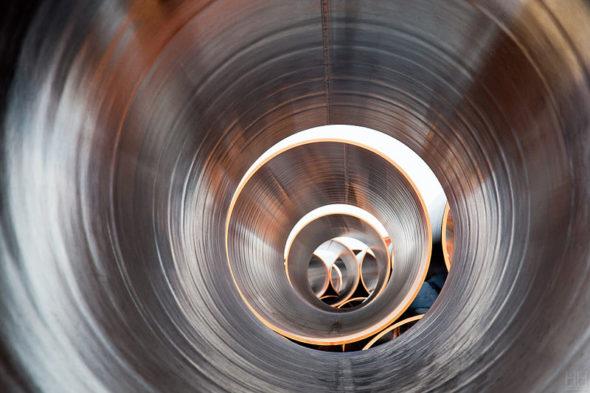 Fragment instalacji Nord Stream