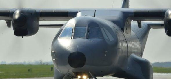 Samolot CASA c-295