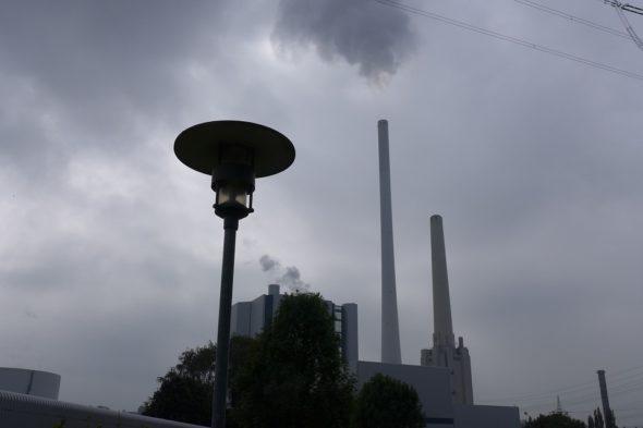 Zanieczyszczenia, emisje, dym