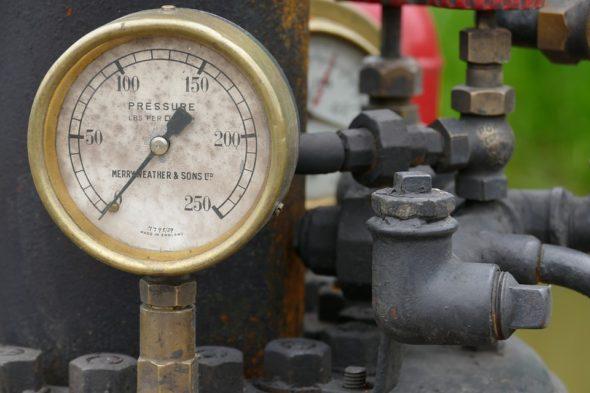 Instalacja gazowa gazociąg rurociąg